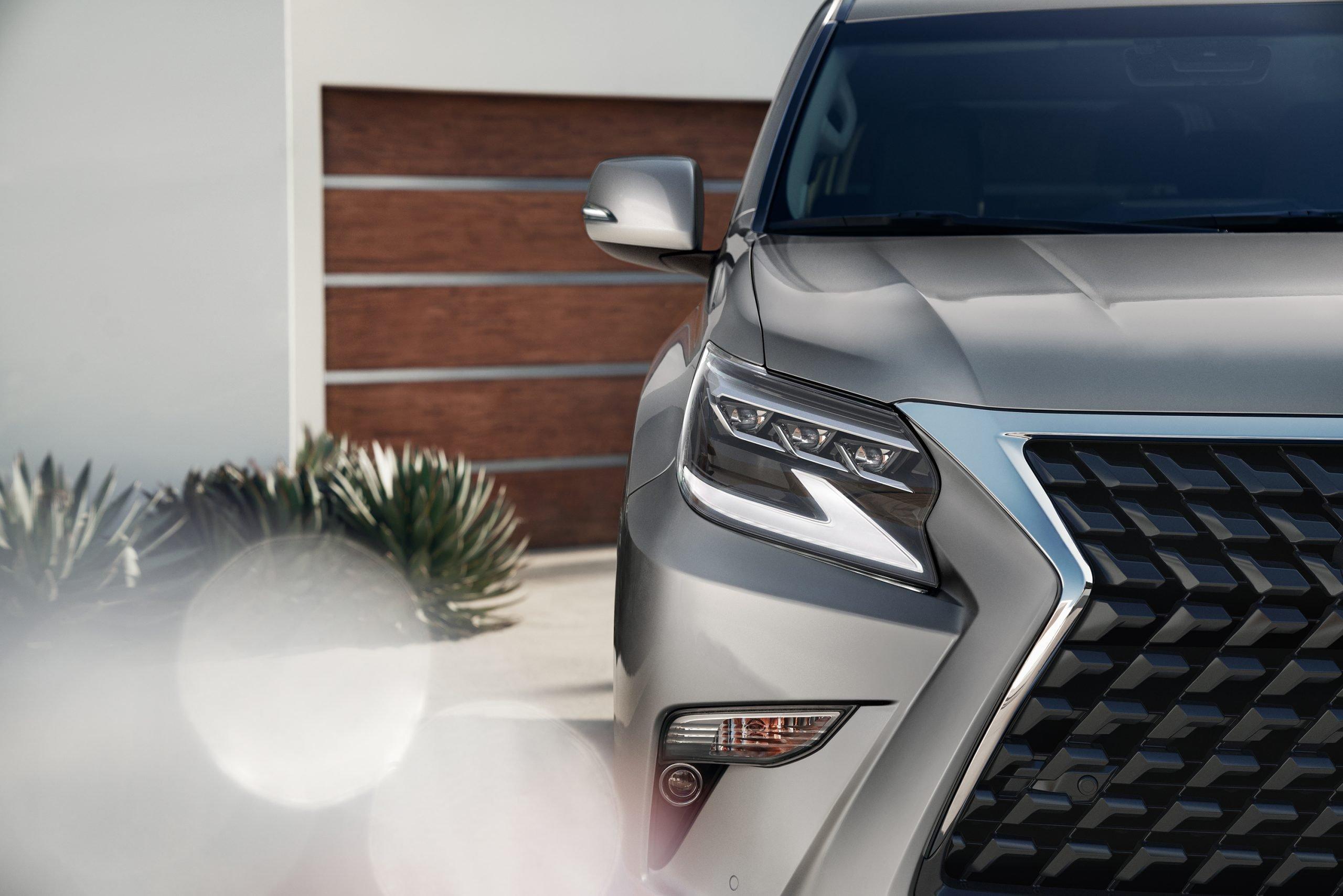 2021 Lexus Gx Review